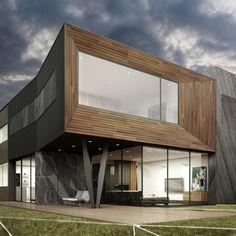 moderna hiša sono
