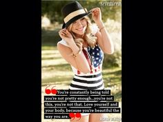 celebrity quotes : 12 Celebrity Body Image Quotes To Remind You How Beautiful You Are. - The Love Quotes Audrey Hepburn Quotes, Marilyn Monroe Quotes, Russell Brand, Inspirational Celebrity Quotes, Skinny Curves, Demi Lovoto, Shawn Mendes Wattpad, Greys Anatomy Derek, Emma Watson Quotes