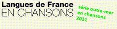 Langues de France en chansons - Le Hall de la Chanson et La Délégation généraleàla langue française et aux langues de France