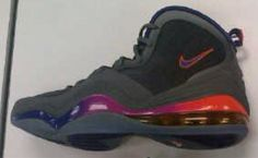 Air Penny 5 Phoenix colorway.
