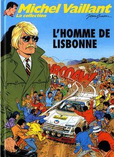 Michel Vaillant - La collection -45- L'homme de Lisbonne - BD