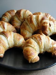 Rise and Shine: Croissants for an Old-Fashioned Tea Party