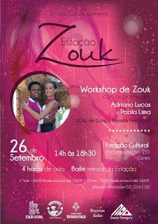 Dança JF: Workshop em setembro