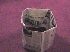 newpaper collars for overwinterizing plants (fill with leaves, chips or compost