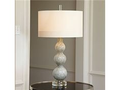 Shop for Global Views Cloud Lamp-Light Grey, 8.81690, and other Lamps and Lighting at Norris Home Furnishings in Fort Myers and Naples, FL. Shade: 21Dia. X 12H.