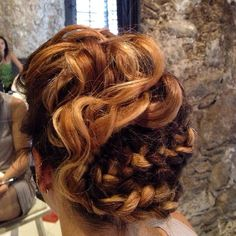Bride hairstyle By ivo