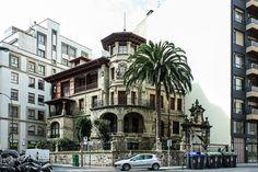 Casa Luis Allende (1910), Bilbao