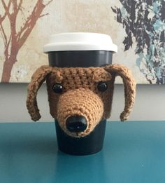 CROCHET PATTERN, Crochet Pattern Dachshund, Crochet Pattern Doxie, Crochet Pattern Wiener Dog, Crochet Pattern Amigurumi - pinned by pin4etsy.com