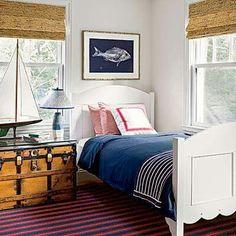 Kid's Beach Bedroom