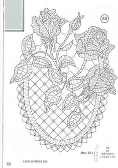 Irish Crochet Patterns, Bobbin Lace Patterns, Irish Crochet Tutorial, Hairpin Lace Crochet, Crochet Edgings, Crochet Motif, Crochet Shawl, Scrap Quilt Patterns, Loom Patterns