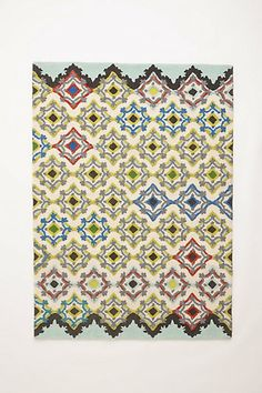 Tufted Turchia Rug #anthropologie