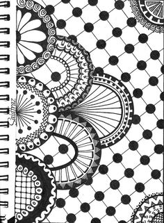 295 Best Zendoodle And Zentangle Images Zentangle Zentangle