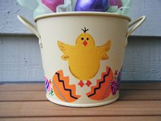Personalized-Hand-Painted-Girl-Bunny-Easter-Basket-Ideas_34.jpg (570×428)