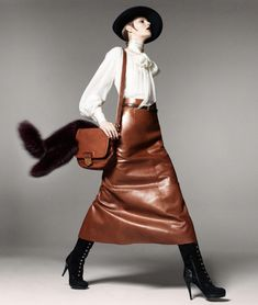 Love the silhouettes of Sportmax's Fall 2011 collection.