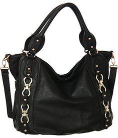 db1af1a32567 Purse Boutique  Black Large L S