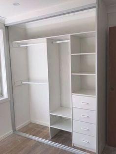 Closet Remodel, Bedroom Cupboard Designs, Bedroom Closet Design, Bedroom Cupboards, Small Closet Room, Built In Cupboards, Closet Decor, Cupboard Design, Build A Closet