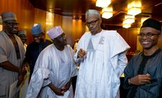 Buhari Governors: Nigerians want you all to slash food budget   Nigerians have kicked against the huge amounts of money spent on feeding President Muhammadu Buhari and governors despite the recession the country is facing with many unable to feed well. As many Nigerians lamented that while they could no longer feed thrice daily due to unpaid salaries and hike in food prices the countrys leaders appeared not to be feeling the heat. In the 2016 budget funds running into billions of naira were…