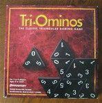 Tri-Ominos (Pressman Red Box Edition) Board Game Version 1997