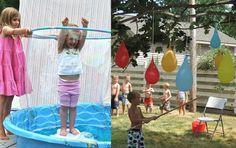 22 roliga lekar för barn i sommar