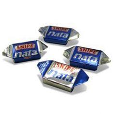 Caramelos de Nata. Un poco duros