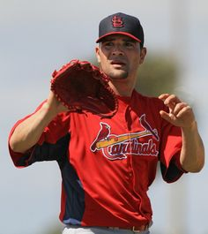 Cardinals pitcher Jaime Garcia waits for the ball to be returned to him while facing live hitters during St. Louis Cardinals spring training on Wednesday, Feb. Cardinals Baseball, St Louis Cardinals, Jaime Garcia, Cardinals Spring Training, Great Team, The St, My Passion, Wednesday, Eye Candy