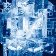 Icehotel 365 by Alex Haw & Aditya Bhatt Sweden hotel interior