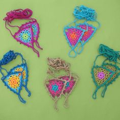 Make Your Own Barefoot Sandals | ... one in other colors here , or get the pattern to make your own here