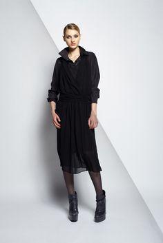 look 12. Pre-Fall 2012. Anne Valérie Hash