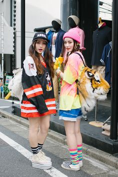 Street Style, #Tokyo: 71 of the craziest, most colourful fashion photos ever!