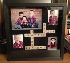 DIY gifts for grandma  1