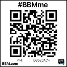 #BBMme PIN:D3526AC4 http://www.pin.bbm.com/D3526AC4