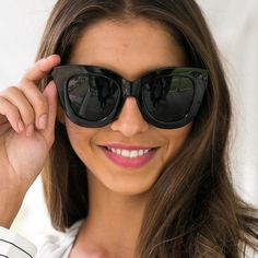 Quay Australia Sugar and Spice Sunglasses Gently worn, no scratches or signs of wear. Comes with soft case. Quay Australia Accessories Sunglasses