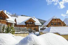 #Ski #chalets in #Au