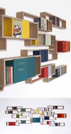 Book Case, Design Lovefest