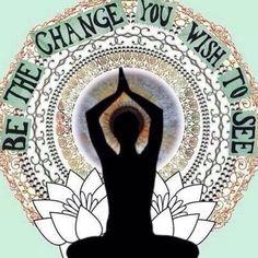 'Yoga Om Chakras Mindfulness Meditation Zen Sticker by yogaclothes Namaste Quotes, Namaste Art, Namaste Yoga, Yoga Meditation, Indian Meditation, Meditation Images, Meditation Quotes, Yoga Inspiration, Good Vibes