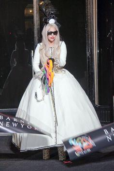 Lady Gaga in Chanel