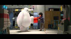 big hero 6 | Ein erster offizielle Trailer zu Big Hero 6, der kommende CG ...