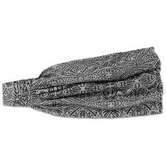 Burnout Headband - The burnout trend has finally gone to your head. Neeeed this.