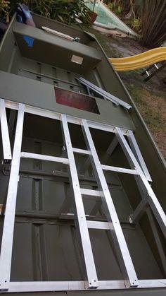 Jon Boat Aluminum Casting Deck Frame