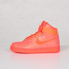 new styles ea82c 3cae1 Nike Wmns Air Force 1 Hi Premium