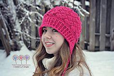 Ravelry: Sun Valley Hat pattern by Viktoria Gogolak
