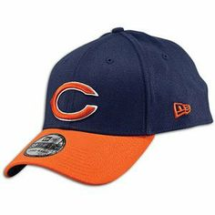 NFL Chicago Bears TD Classic 3930 Cap By New Era New Era. $15.99. Spandex. 97% Cotton/3% Spandex