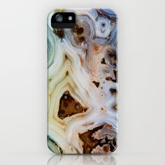 THE+BEAUTY+OF+MINERALS+iPhone+&+iPod+Case+by+Catspaws+-+$35.00