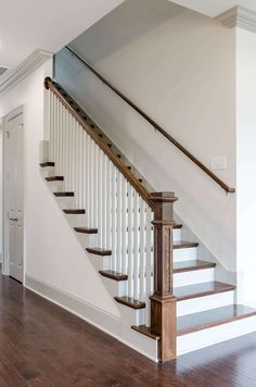 Stair Parts - Oak, Hemlock, Maple, Mahogany, Iron Jefferson Door