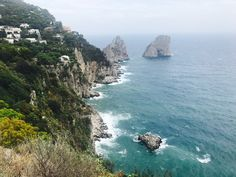 Capri town, Italy