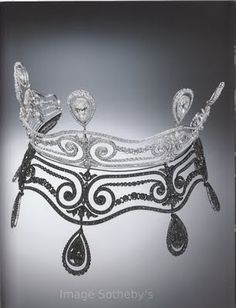 Chaumet tiara, because I am a princess!!