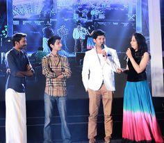 Dhanush, Anirudh presents Most Airplays in BIG FM – Swetha Mohan & Vijay Yesudas