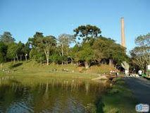 Parque São Lourenço. Endereço: R. José Brusamolin, s/n - São Lourenço, Curitiba - PR, 82200-000