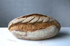 Pain Cordon de Bourgogne (France). Wheat, Rye and High Extraction Flour.
