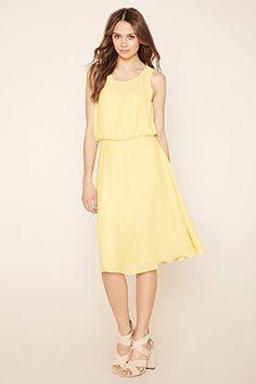 Contemporary Chiffon Dress
